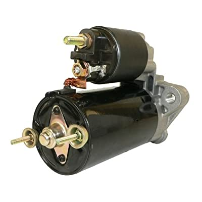 DB Electrical SBO0108 New Starter For Audi A4 A6 Quattro 2.7L 2.8L 3.0L 2.7 2.8 3.0 01 02 03 04 05 06 2001 2002 2003 2004 2005 2006, Allroad S4, Vw Auto,Truck, Passat 0-986-018-340 111769 410-24062: Automotive
