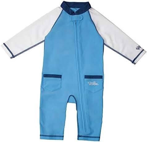UV Skinz UPF 50+Baby Boys Sun & Swim Suit