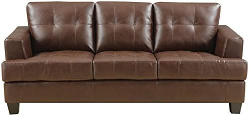 Samuel Sleeper Sofa Dark Brown