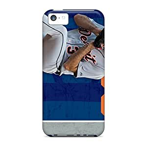Cute Appearance Cover/tpu LgP2536eEQJ Detroit Tigers Case For Iphone 5c