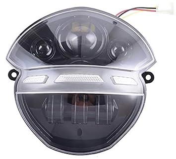 Atoplite 80w Led Headlight Assembly Fits Ducati Monster 696795796