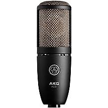 AKG Vocal Condenser Microphone, 6.00 x 8.00 x 12.00 inches (3101H00420)