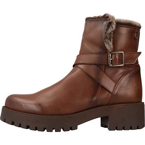 Womens Boots Brand Brown Model Brown Boots Womens Carmela 66484C Colour Brown 7HdqwRRnx0