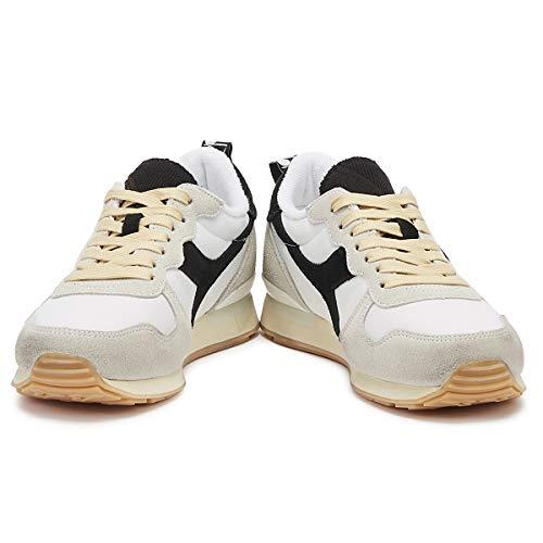 Uomo C8015 Used Black Blu Game Low Scarpe Bianco L Sapphire White Giallo Sneakers Diadora 67TqwFBxZB