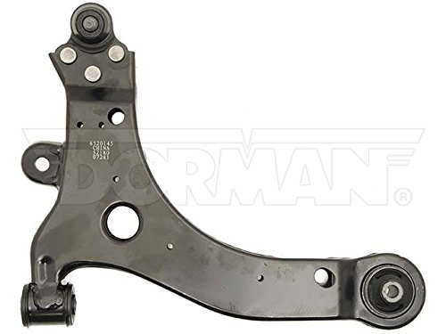 Dorman 524-582 Front Lower Passenger Side Control Arm and Ball Joint Assembly