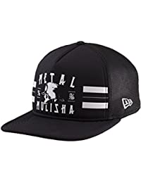 Men's New Era Trucker Snapback Logo Baseball Cap Hat