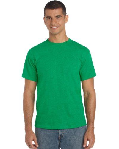 GILDAN -  T-shirt - Uomo Verde verde