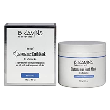Diatomamus Earth Masque – For Dry to Normal Skin