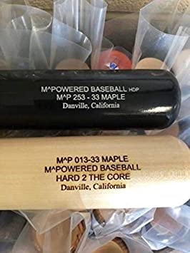 Big Barrel I-13 Bat HARD 2 THE CORE Maple Wood Baseball Bat