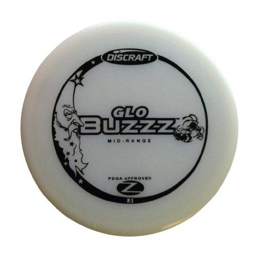 Discraft Buzzz Elite-Z Glo Golf Disc, 177-plus Grams ()