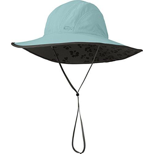 Outdoor Research Women's Oasis Sombrero Hat, Pool, Medium