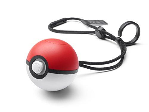 Nintendo Switch Console Bundle - Pikachu & Eevee Edition with Pokemon: Let's Go, Eevee! + Poke Ball Plus