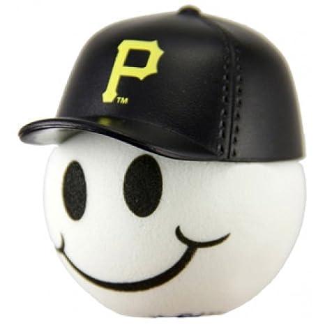 Amazon com: Pirates Baseball Car Antenna Topper + Yellow