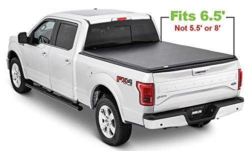 Tonno Pro Tonno Fold 42-306 TRI-FOLD Truck Bed Tonneau Cover 2009-2014 Ford F-150 | Fits 6.5' ()
