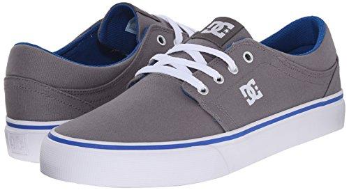 Tx Homme Trase Mode Shoes bleu Dc Gris Baskets gwExqXw7A