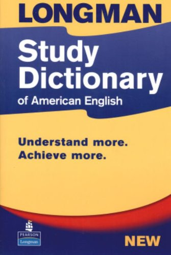 Longman, Study Dictionary of American English (First Edition)