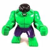 LEGO Marvel Avengers Super Heroes Minfigure - Hulk with Purple Pants (2014)