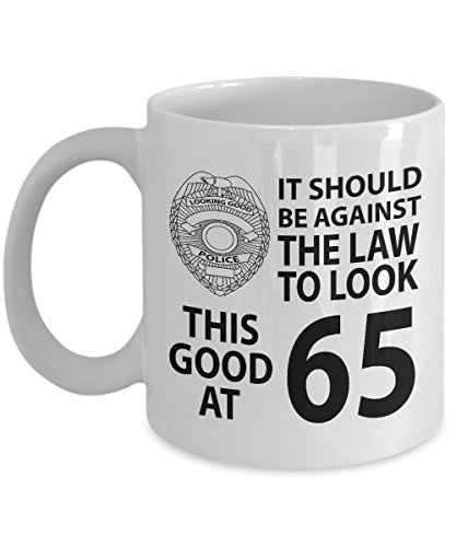 65th Birthday Gift Mug