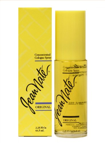 Jean Nate Perfume by Revlon for Women. Cologne Concentrated Spray 2.25 oz / 66.5