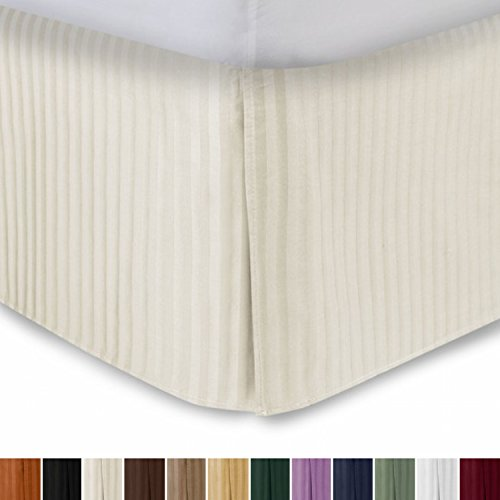 Harmony Lane Tailored Bedskirt with 18