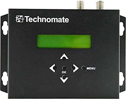 Technomate TM-RF HD HDMI RF Modulador 2017