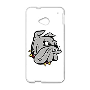 NCAA Minnesota State Mavericks Primary 2001 White Phone Case for HTC M7