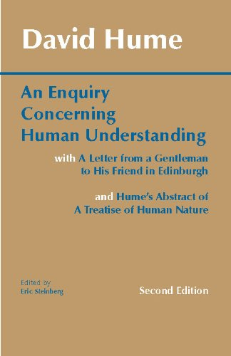 An Enquiry Concerning Human Understanding, 2nd Edition (Annotated)) (Hackett Classics)
