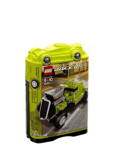 (Lego Tiny Turbo 8302 Rod Rider)