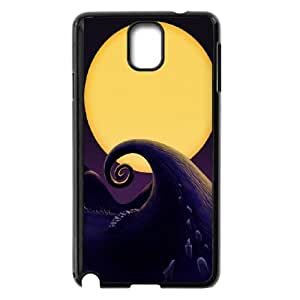 The Nightmare Before Christmas Samsung Galaxy Note 3 Cell Phone Case Black phone component RT_213118