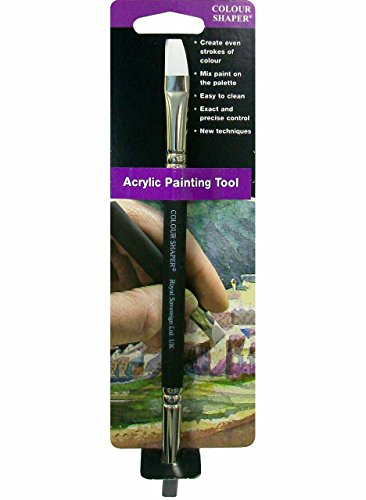 Colour Shaper Double-End Acryl Paint Tool #6 by Colour Shaper