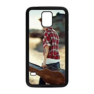 C-EUR Customized Print One Direction Hard Skin Case Compatible For Samsung Galaxy S5 I9600