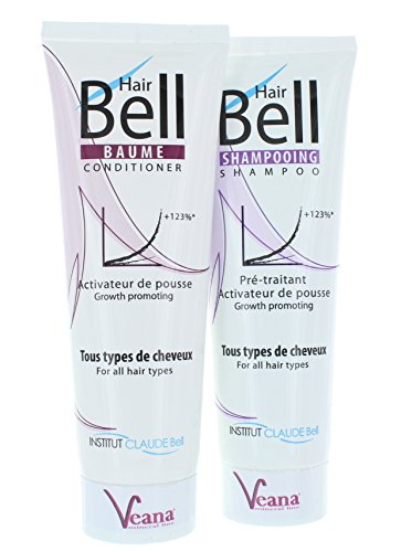 Veana Claude Bell Hair Bell Shampoo and Conditioner by Veana Claude Bell