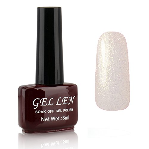 Gellen LED Gel Polish UV Gel Colors 1pc 8ml Shiny Lovely Bro