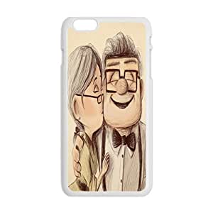 Carl and Ellie Cell Phone Case for Iphone 6 Plus