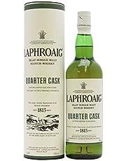 Laphroaig Quarter Cask Single Malt Scotch Whisky, 70 cl