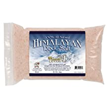 Himalayan Rock Salt Granules 2.2 Lb Bag Loose Salt Granules