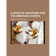 A Book of Devotions for the American Church