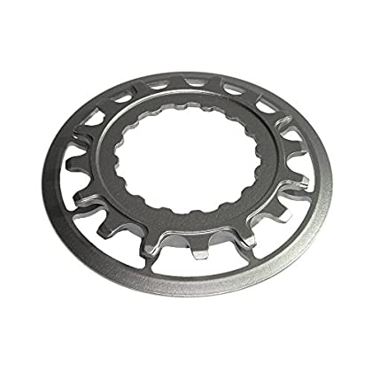 Image of Bosch 3050761100 Unisex - Adult Drive Crank, Black, One Size Chainrings