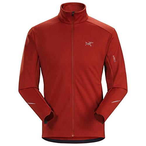 Arc'teryx Trino Jacket Mens Sz M Infrared