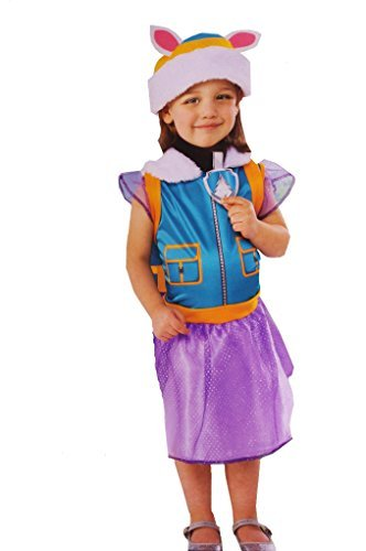 Rubie's Everest Toddler Girl's Costume 3T-4T With Sound