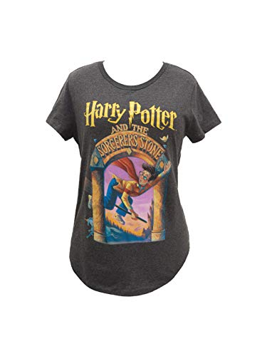 (Out of Print Harry Potter and The Sorcerer's Stone Women's Plus Size Shirt)