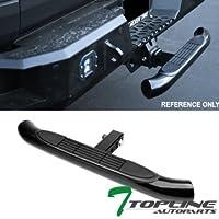Topline Autopart Universal 3 Inch Black Trailer Tow Mount...