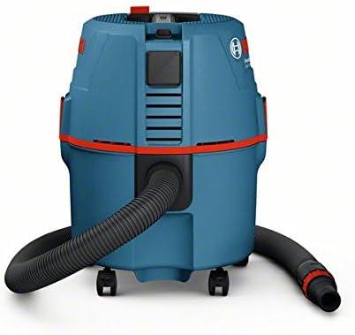 Bosch Professional GAS 20 L SFC - Aspirador seco/húmedo (1200 W, capacidad 20 l, manguera 3 m, SFC, 215 mbar): Amazon.es: Bricolaje y herramientas