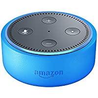 Echo Dot Kids Edition, a smart speaker with Alexa for...