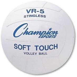 Champion Sports VR4 - Pelota deportiva de goma para voleibol ...