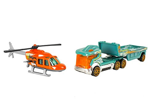 Hot Wheels Trackin Trucks Copter product image