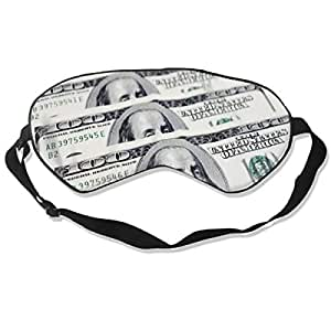 Amazon.com : Sleep Mask My Favorite Money Eye Mask Cover ...
