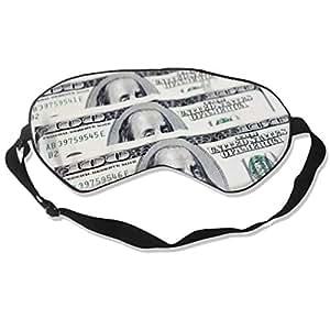 Amazon.com : Sleep Mask My Favorite Money Eye Mask Cover ...