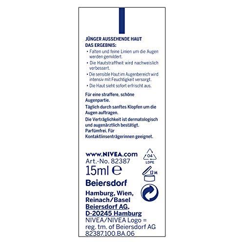 NIVEA Hyaluron Cellular Filler Anti-Age Augenpflege (1 x..