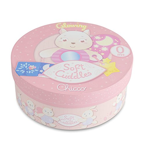 Chicco Painel Esquilo Soft Cuddles, Rosa